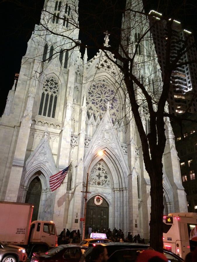 Ruas de New York fotografia de stock royalty free