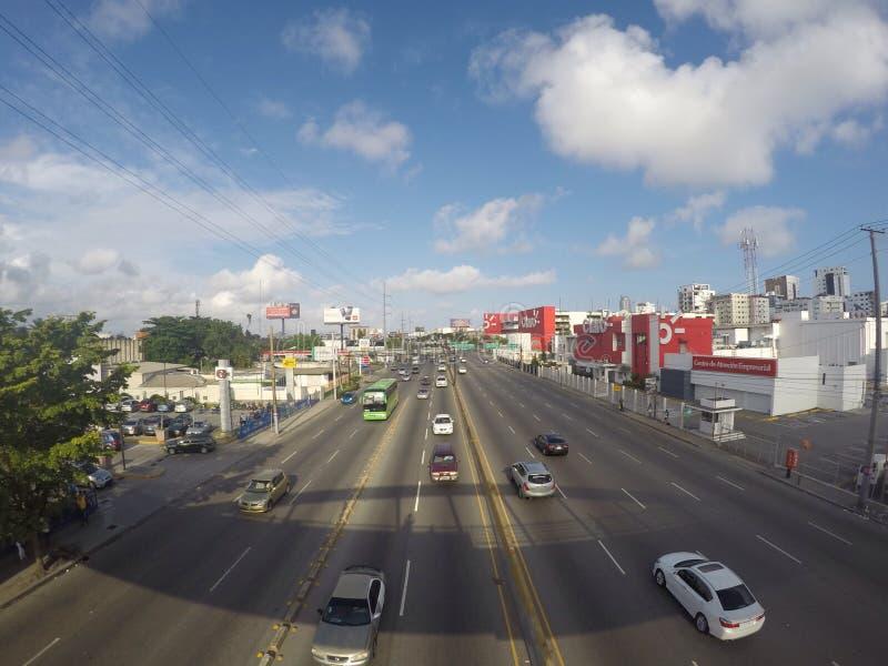 Ruas de Santo Domingo fotografia de stock royalty free