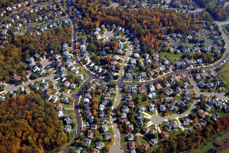 Urbanização fotografia de stock royalty free