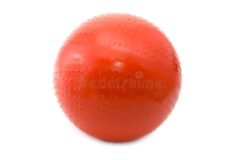 Rubber bal stock foto