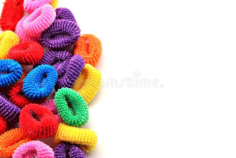 Rubber band stock images