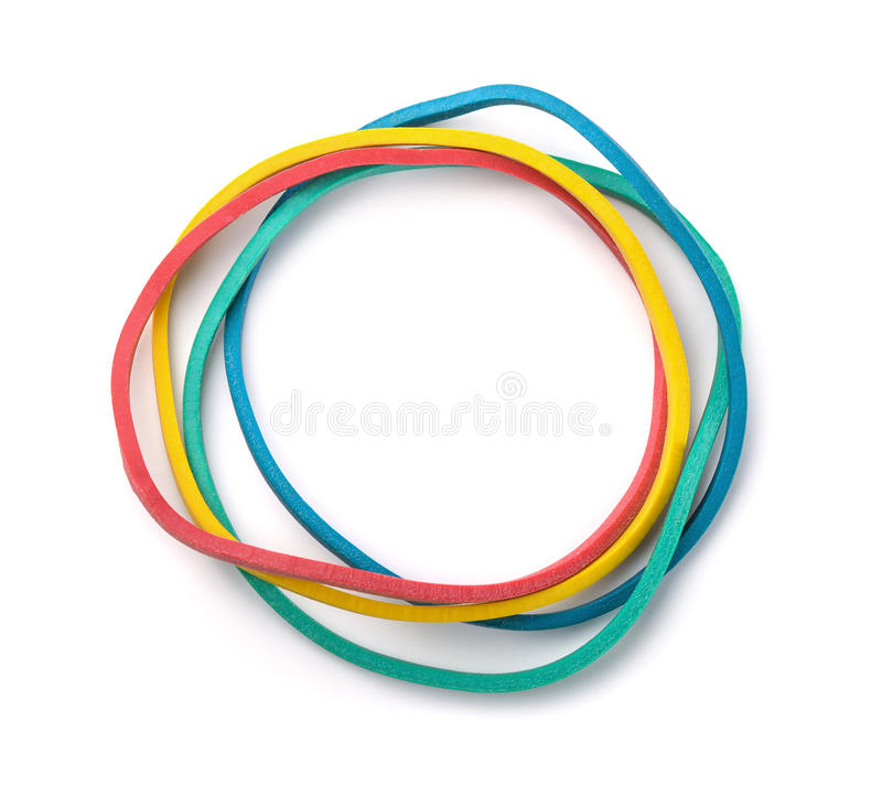 Free Rubber Bands Stock Photos - 60214493