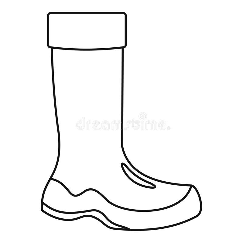 Download black rubber boots clipart png photo   TOPpng