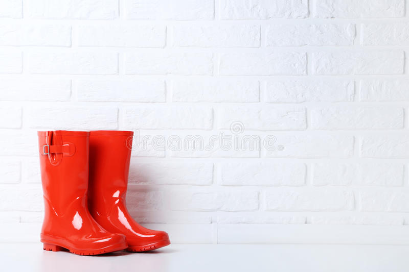 Download Rubber boots stock photo. Image of fashion, galoshes - 91270978