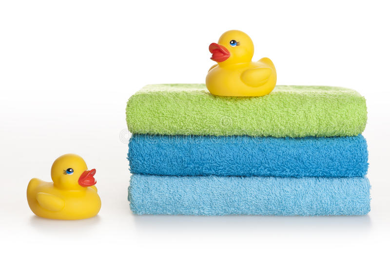 Download Rubber ducks stock photo. Image of bathroom, animal, white - 20975412