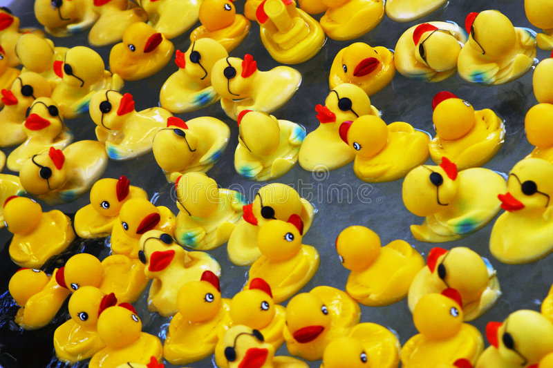 Download Rubber Ducks Editorial Photography - Image: 224667
