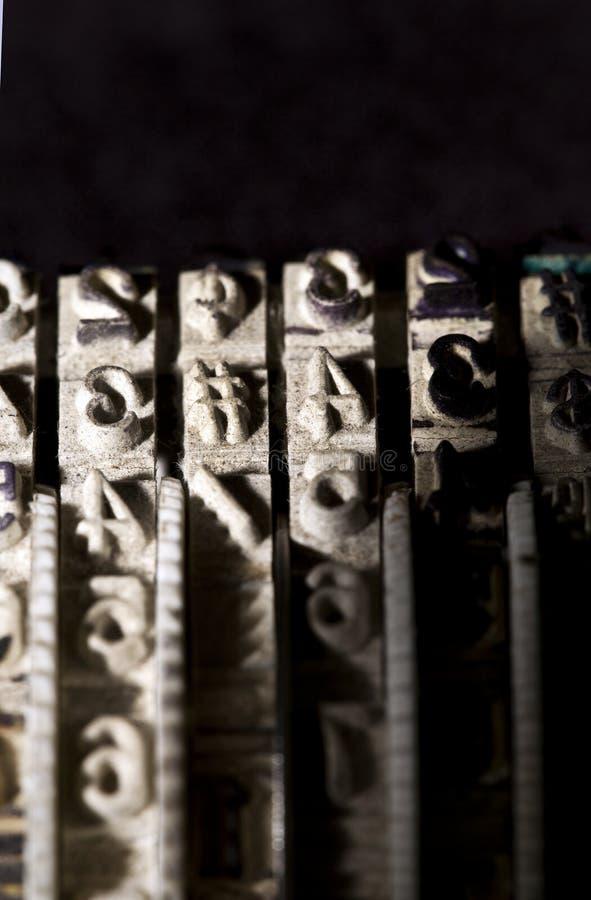 Rubber stämpel arkivfoto