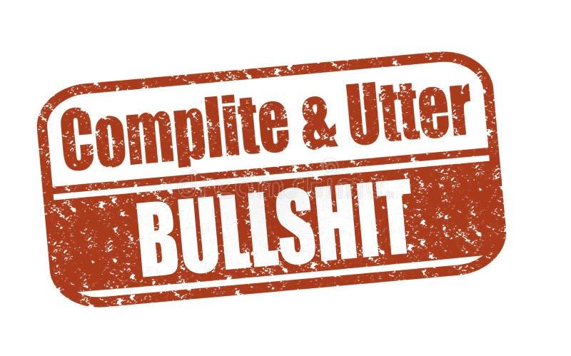 Mujeres VS Hombres Rubber-stamp-complite-utter-bullshit-rubber-stamp-complite-utter-bullshit-text-white-illustration-145493833