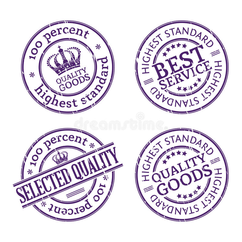 Download Rubber Stamps stock vector. Image of symbol, element - 31548731