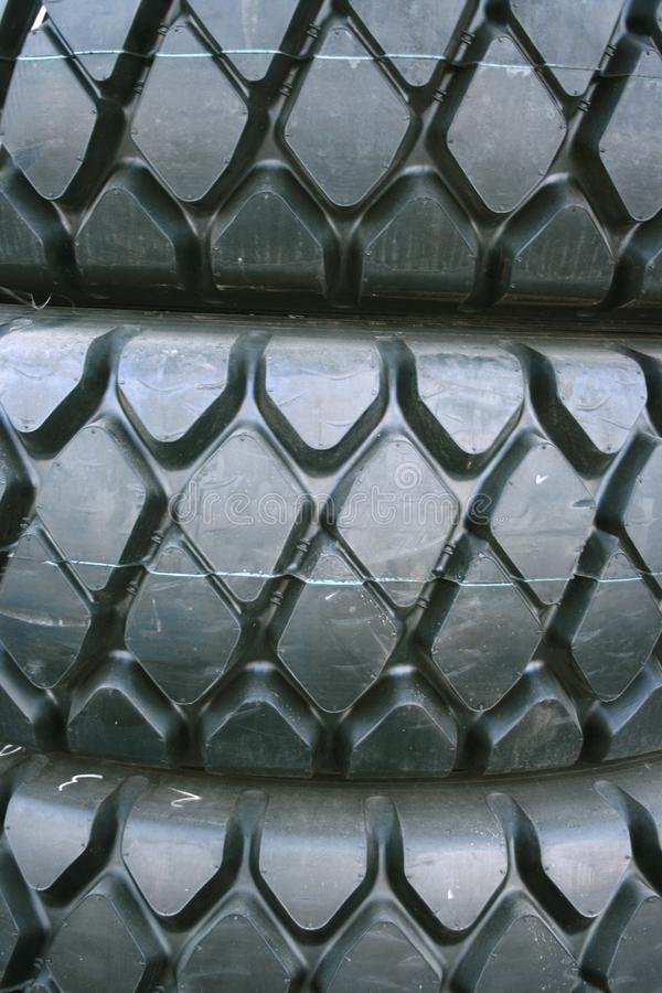Download Rubber tires stock image. Image of truck, grooves, wheels - 4910779
