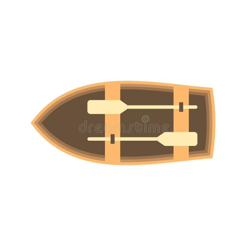 rubberboot royalty-vrije illustratie