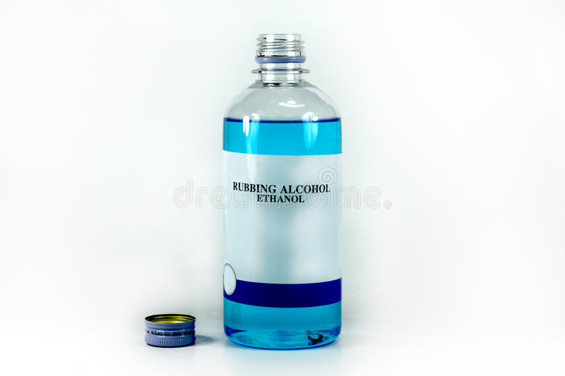 Rubbing alcohol stock images