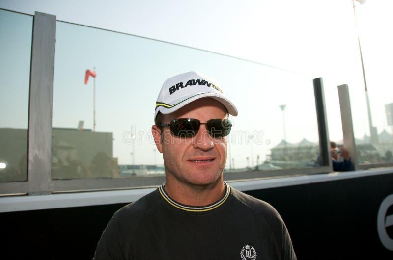 Rubens Barrichello foto de stock