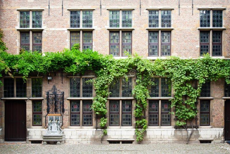 Rubenshouse Antwerp royaltyfria bilder