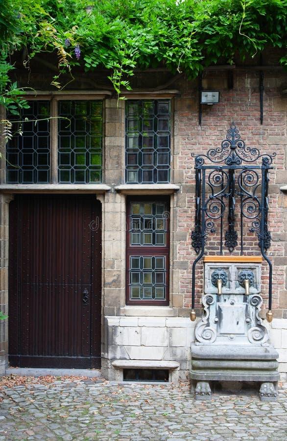 Rubenshouse Antwerp arkivbilder