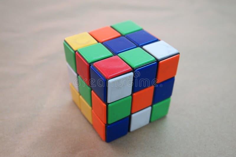 Rubik royalty free stock photo