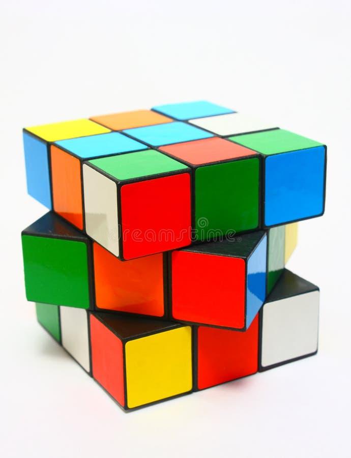 Free Rubik S Cube Royalty Free Stock Image - 15667236