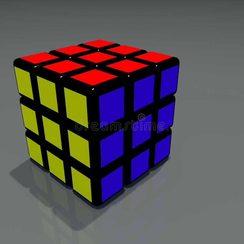 Download Rubik's Cube Editorial Photography - Image: 17036227