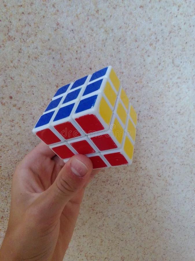 Rubik's Cube stock photography