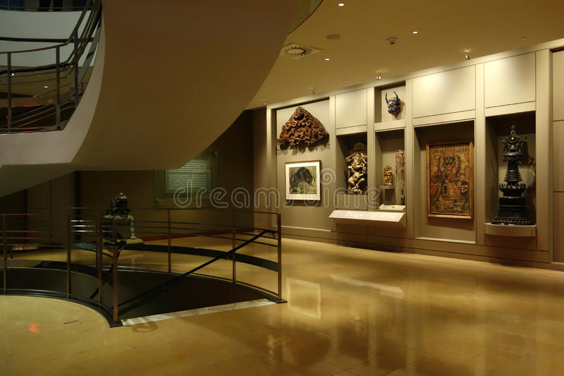 Rubin Museum d'art image stock
