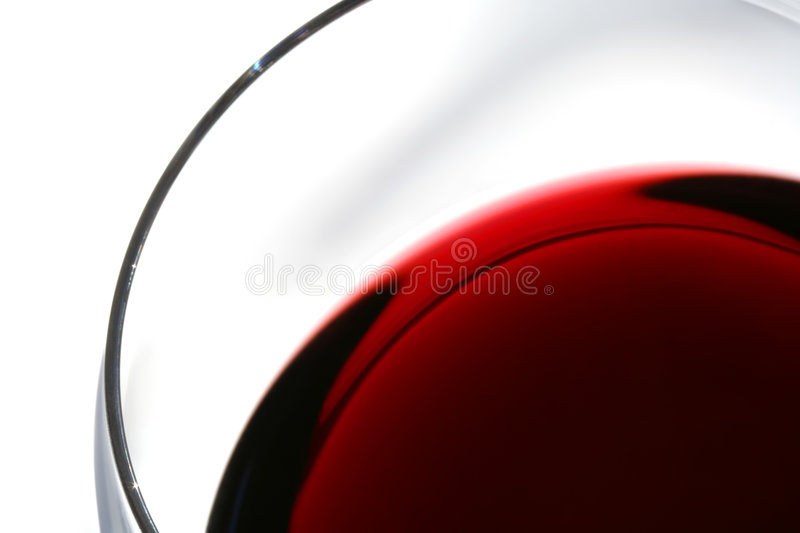 Ruby Red royalty free stock photo