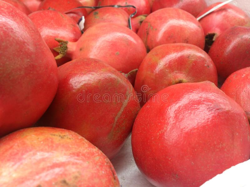 ruby the fruit for healthy royalty free stock photography