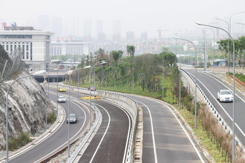 Ruchów drogowych udostępnienia obraz stock