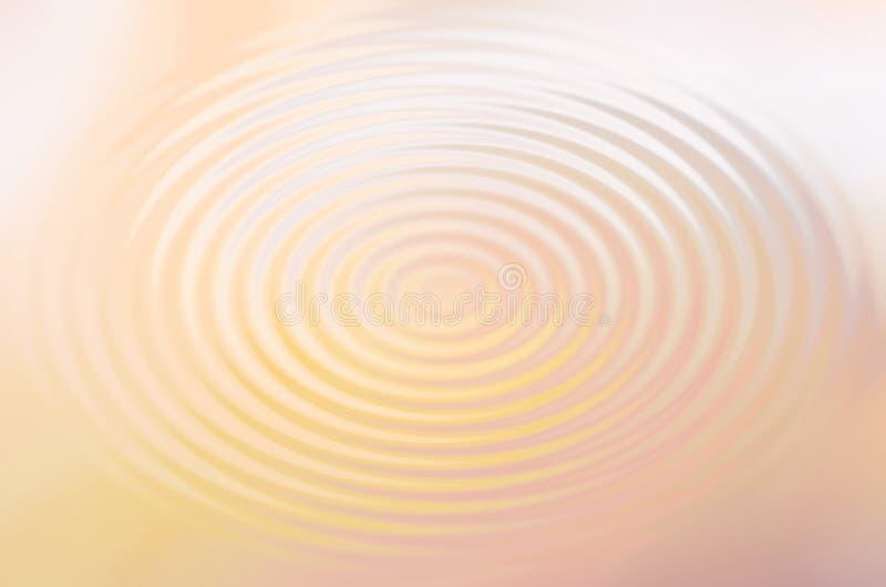 Ruch ilustracj tła abstrakt, plamy tekstura Tło, natura & brąz, kolorowy, ilustracja wektor