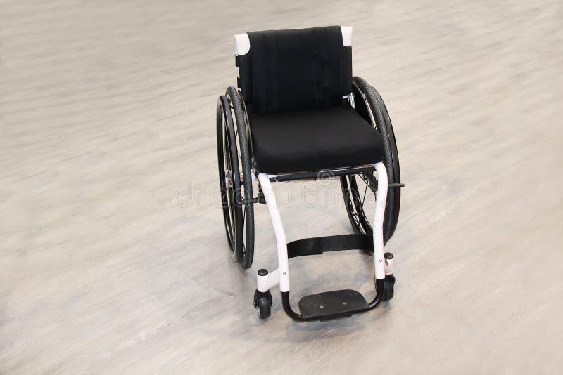 Ruchliwość wózek inwalidzki zdjęcia royalty free