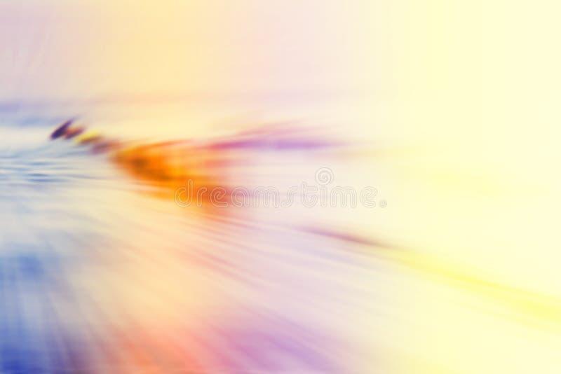 Ruchu zamazany abstrakcjonistyczny tło zdjęcie stock