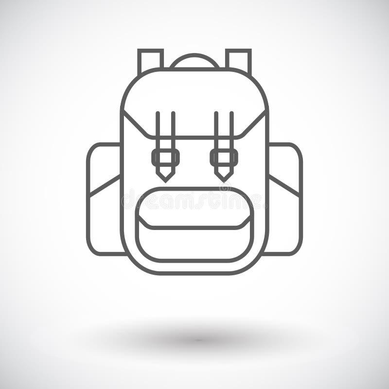 rucksack illustration libre de droits