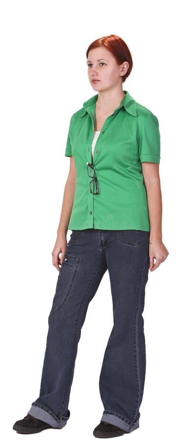 ruda nastolatka duża czarna cipka i wielki czarny kutas