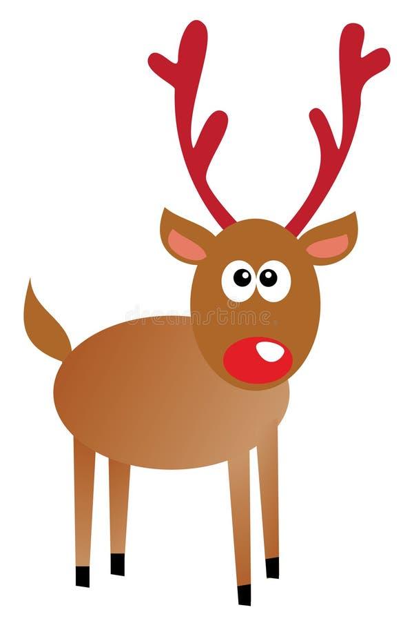 Rudolf lizenzfreie abbildung