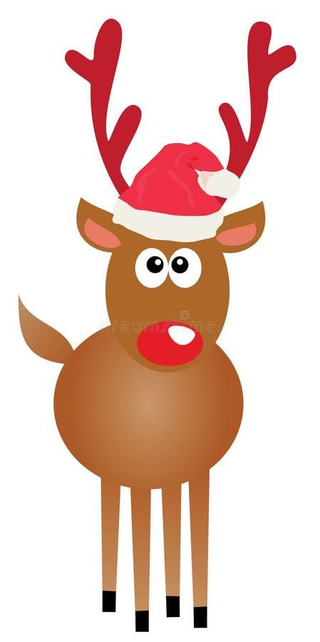 Rudolf διανυσματική απεικόνιση