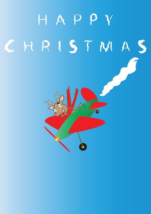 Download Rudolf the Reindeer stock vector. Image of holiday, santa - 21680848