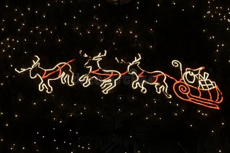Rudolph illustration stock