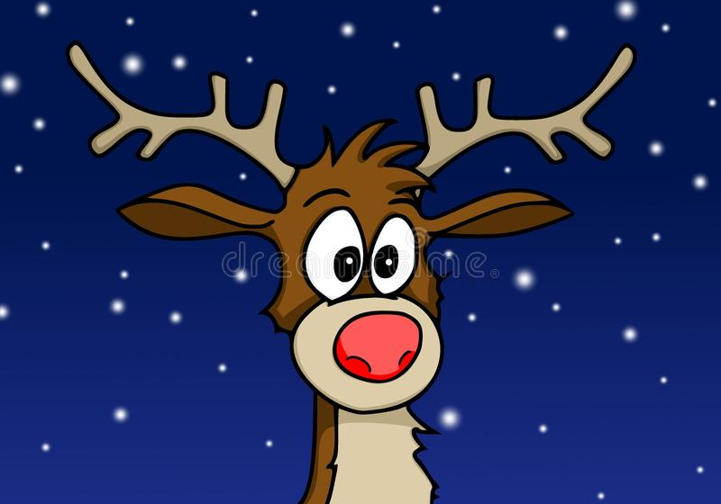 Rudolph het rendier