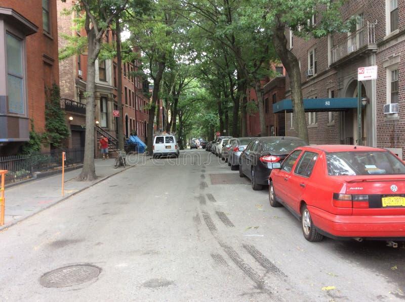 Rue à Brooklyn, New York photos libres de droits