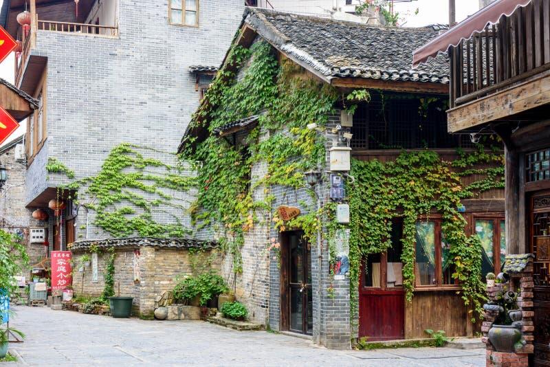 Rue antique photo stock