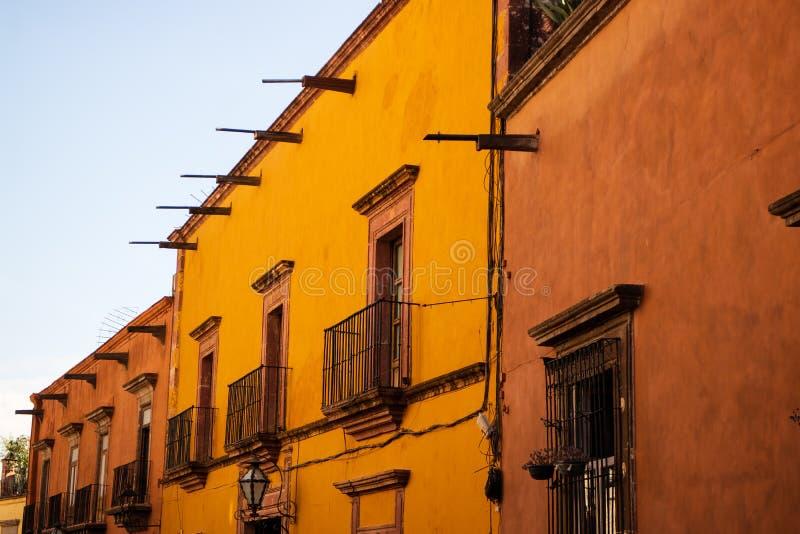 Rue dans San Miguel photos stock