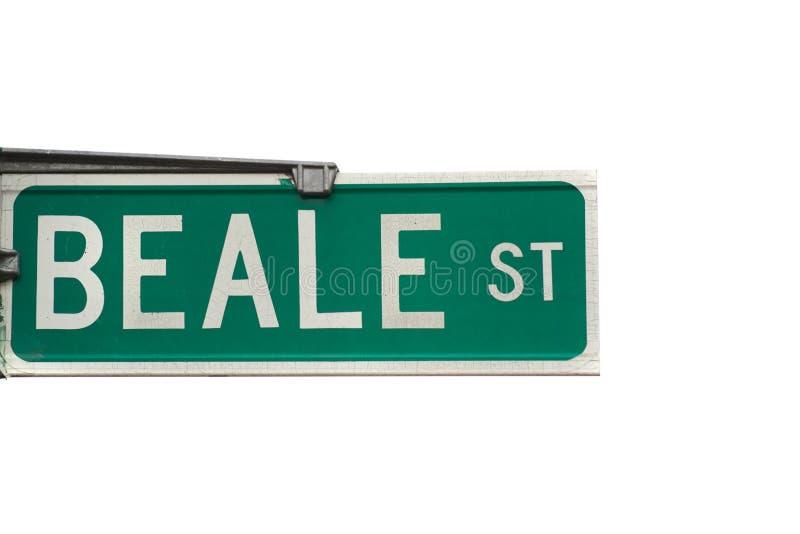 Rue de Beale images stock