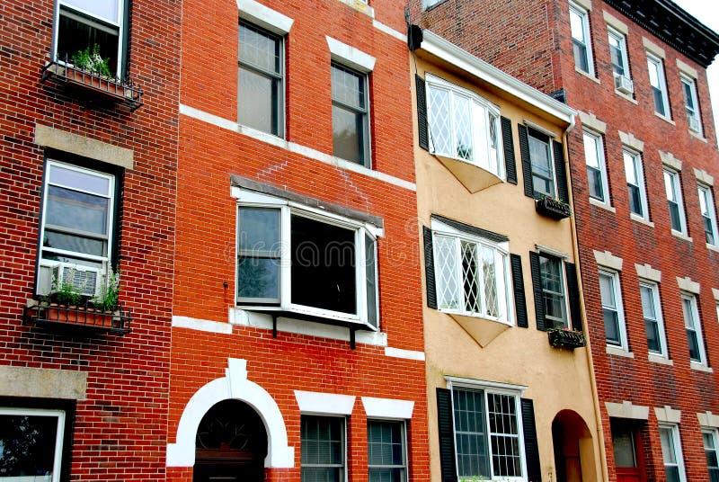 Rue de Boston photos stock