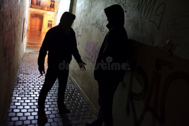 Rue de combat photos libres de droits