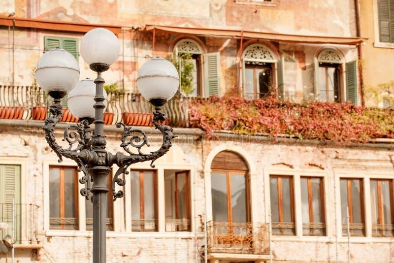 Rue de Vérone photo libre de droits
