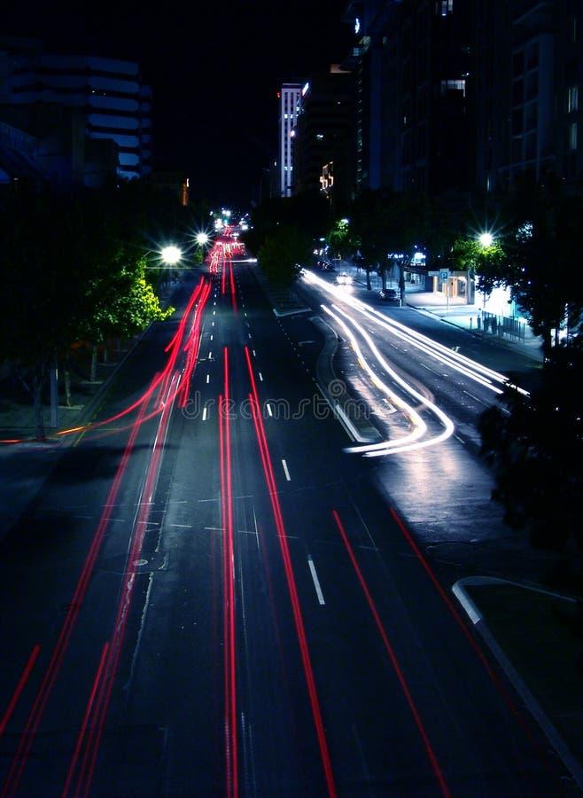 Rue de ville images libres de droits