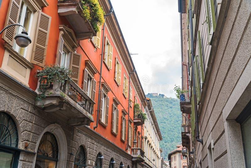Rue italienne typique photo libre de droits