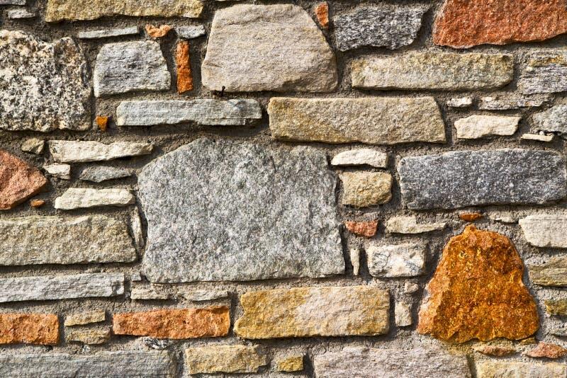 Rue Lombardie Italie de sempione de casorate de brique image stock