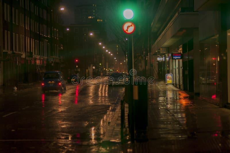Rue Londres de George images libres de droits
