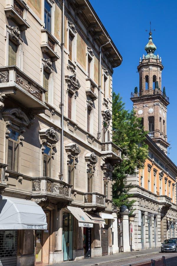 Rue m di vale dans la vieille ville de parme italie for Rue de parme