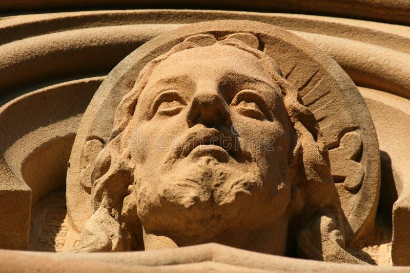 rue Sydney de Mary s de cathédrale de l'australie photos stock